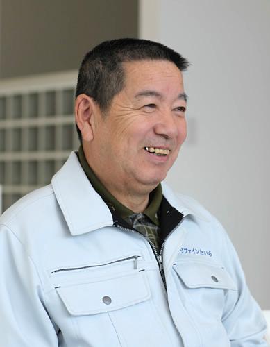 代表取締役 加澤 和俊