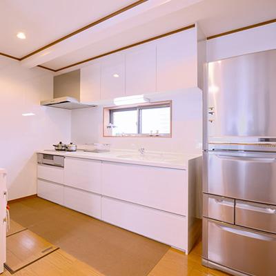 キッチン施工例2