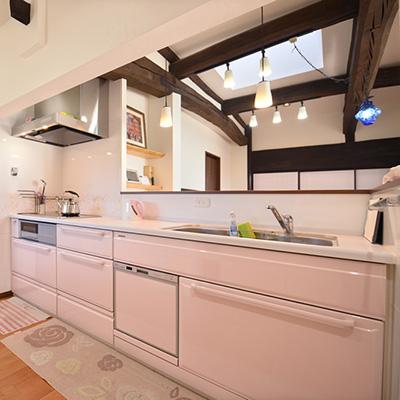 キッチン施工例3