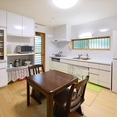 キッチン施工例5