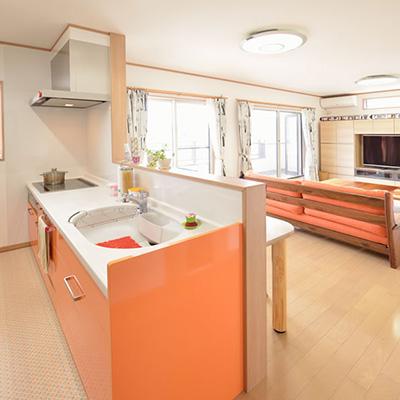 キッチン施工例6