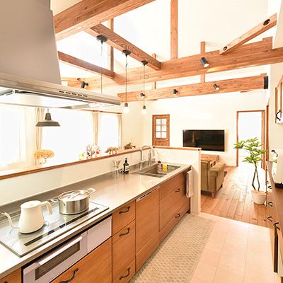 キッチン施工例7