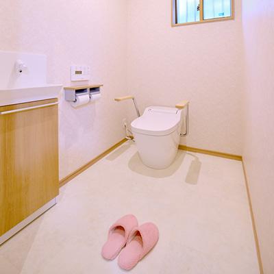 トイレ施工例3