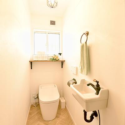 トイレ施工例7