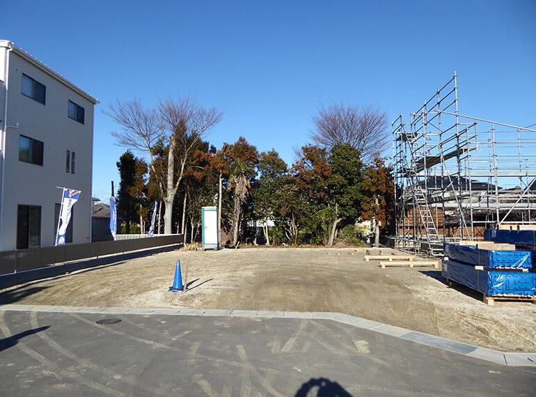 【好評分譲中】四倉町 グリーンガーデンまつば No.2区画